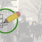 IR支持者ら 世論調査の偏見を指摘