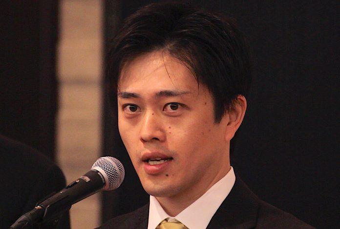 Osaka Mayor Yoshimura
