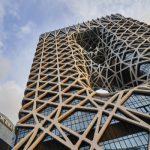 メルコの新しいホテルタワー開催される