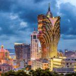 Cloudy Macau