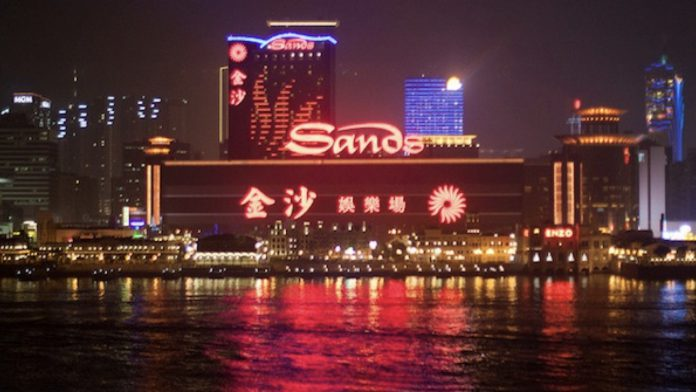 Sands China Key Driver