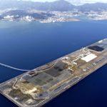 北九州空港島がIR候補地としてみられる